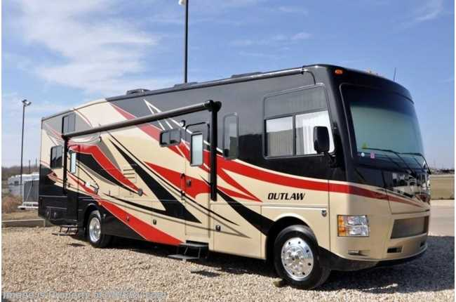 New 2013 Thor Motor Coach Outlaw