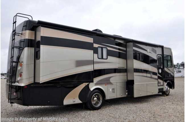 Used 2008 tiffin allegro bay for Class a motorhome height