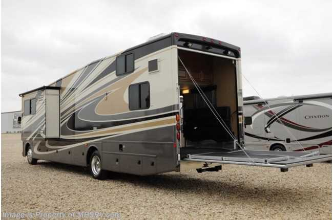 New 2014 thor motor coach outlaw for Class a rv height