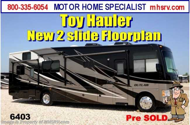 New 2014 Thor Motor Coach Outlaw