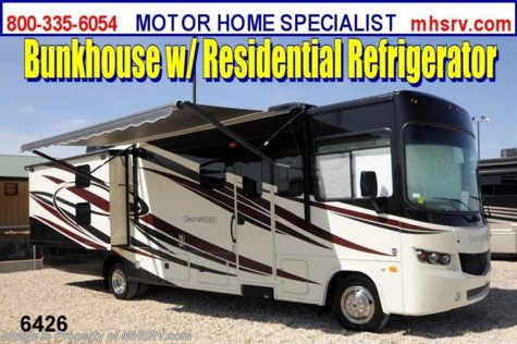 New 2014 Forest River Georgetown BunkHouse RV 351DS for Sale W/2 Slides For Sale by Motor Home Specialist available in Alvarado, Texas