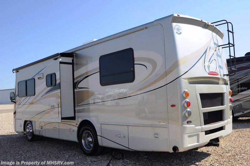 Rv Dealer Houston Tx >> 2011 Tiffin RV Allegro Breeze (28BR) W/Slide Used RV for Sale for Sale in Alvarado, TX 76009 ...