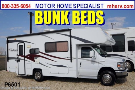 Used 2010 Coachmen Freelander  (23BB) Used Bunk Model RV for Sale For Sale by Motor Home Specialist available in Alvarado, Texas
