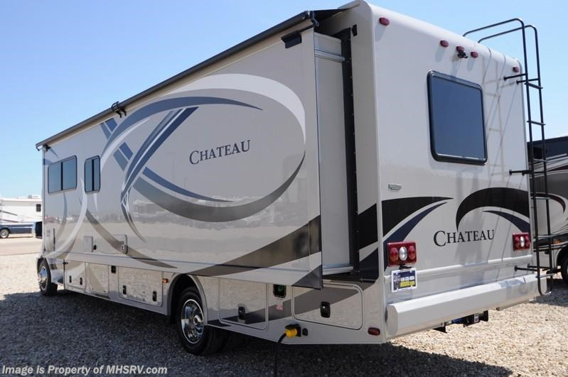 New 2013 thor motor coach chateau super c used rvs for Super c motor homes
