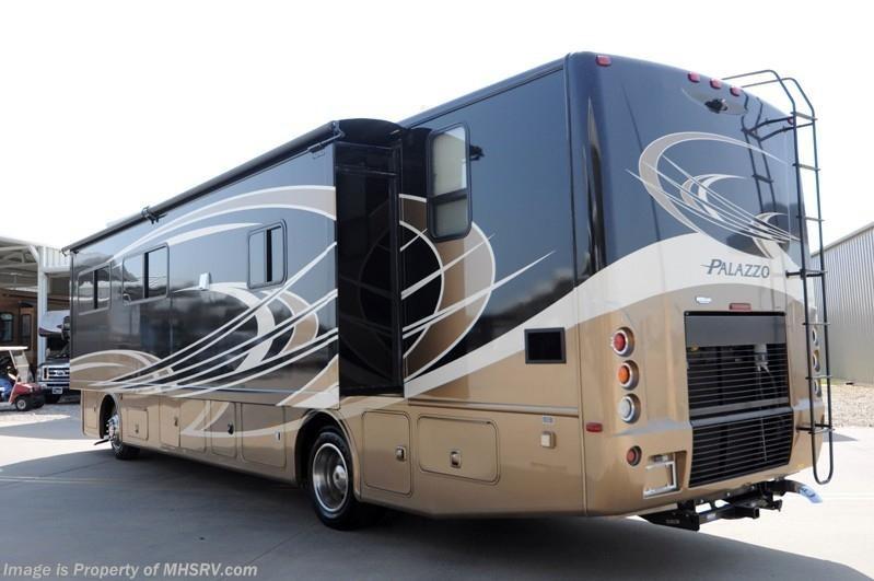2013 Thor Motor Coach Rv Palazzo 36 1 Bath 1 2 Rv For
