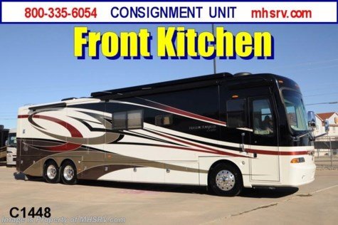 Used 2010 Holiday Rambler Scepter (42KFQ) W/4 Slides & Tag Axle Used RV for Sale For Sale by Motor Home Specialist available in Alvarado, Texas