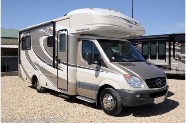 Used 2012 fleetwood tioga for Class a rv height