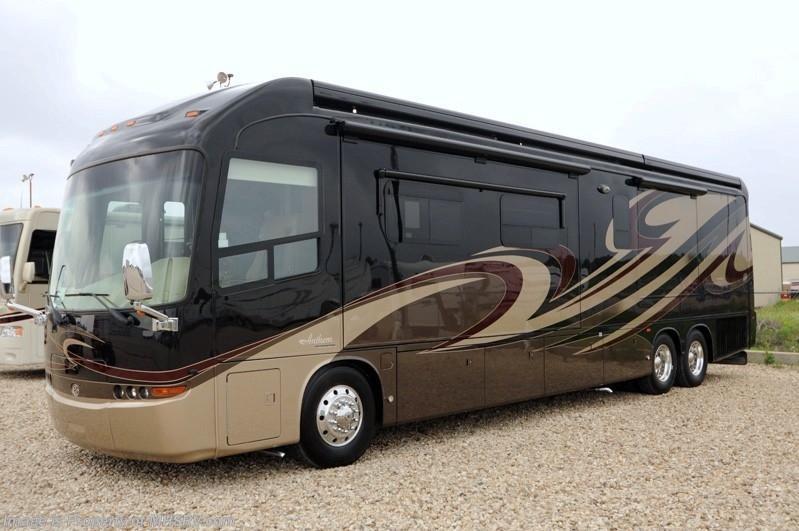 2014 Entegra Coach Rv Anthem 42rbq Bath 1 2 New Luxury Motor Home For Sale In Alvarado Tx