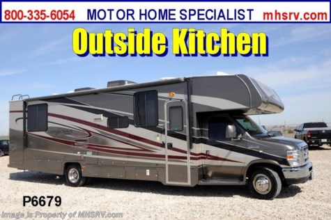 Used 2013 Coachmen Leprechaun (319DS)Outside Kitchen W/2 Slides Used RV for Sale For Sale by Motor Home Specialist available in Alvarado, Texas
