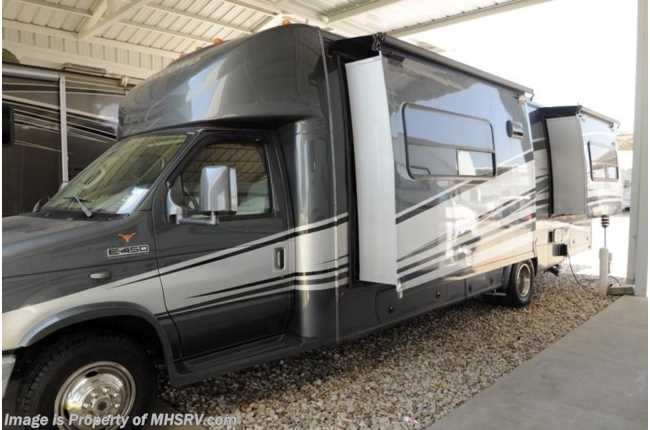 Used 2010 coachmen concord for Class a rv height