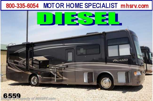 New 2014 Thor Motor Coach Palazzo