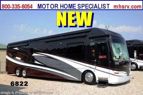 New 2014 Entegra Coach Anthem 44DLQ Luxury RV for Sale W/4 Slides For Sale by Motor Home Specialist available in Alvarado, Texas