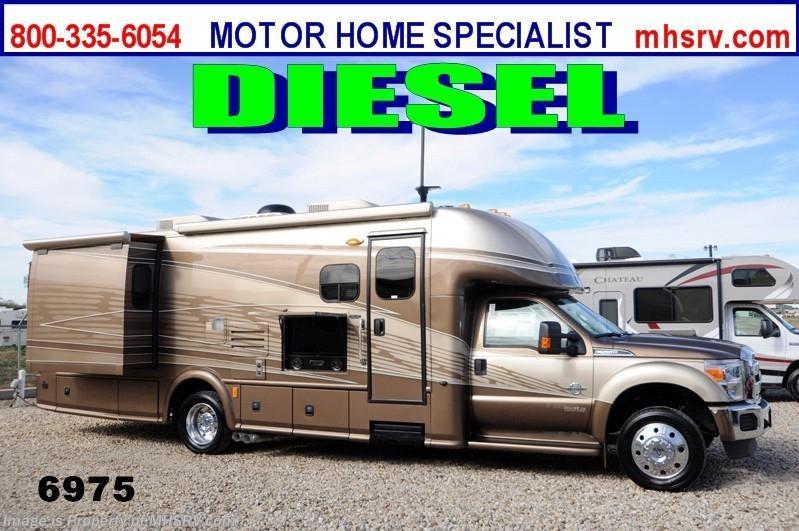 2014 dynamax corp rv isata f series tfc310 luxury diesel for Motor home specialist inc alvarado texas