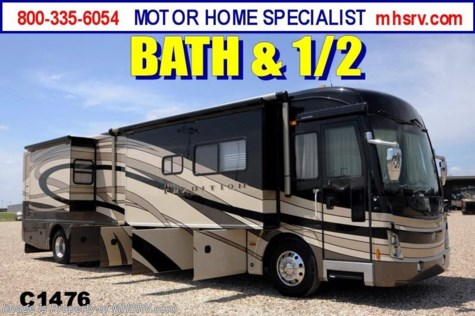 Used 2008 American Coach American Tradition Bath & a Half W/3 Slides including a Full Wall For Sale by Motor Home Specialist available in Alvarado, Texas