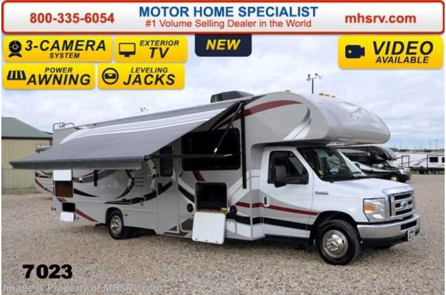 New 2014 Thor Motor Coach Chateau