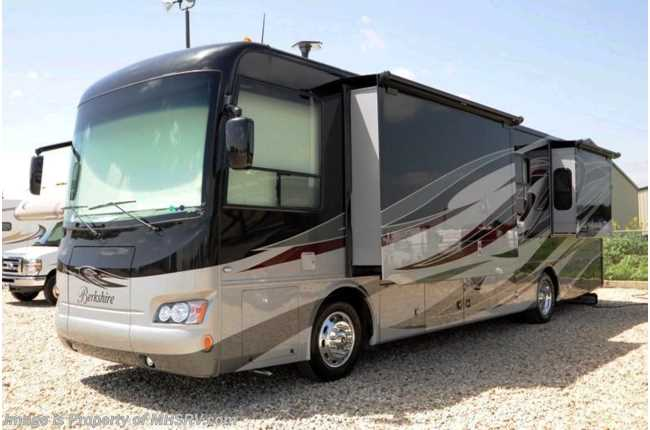 Excellent New 2014 Forest River Berkshire W4 Slides Model 360QL60 Luxury RV