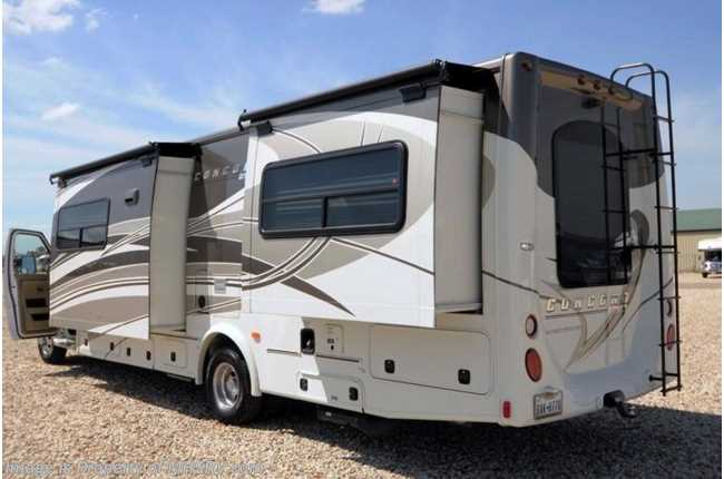 Used 2013 coachmen concord for Class a motorhome height