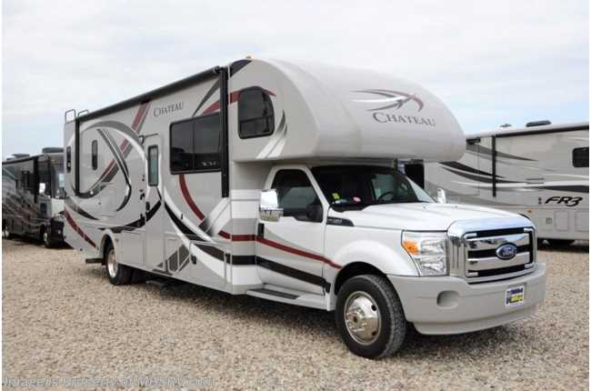 New 2014 thor motor coach chateau super c for 2014 thor motor coach
