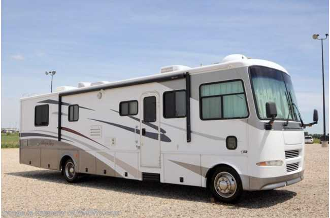 Used 2004 tiffin allegro bay for Class a rv height