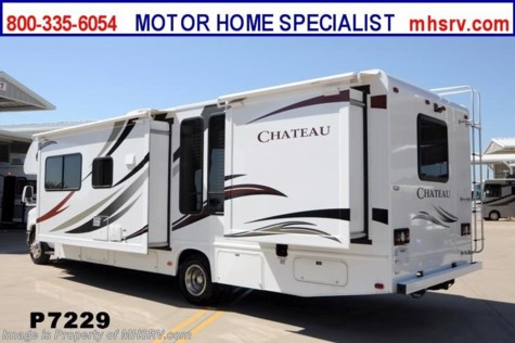 Used 2013 Thor Motor Coach Chateau (31F) W/2 Slides RV for Sale For Sale by Motor Home Specialist available in Alvarado, Texas