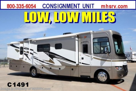 Used 2011 Holiday Rambler Vacationer (36SBT) W/3 Slides Front Kitchen RV for Sale For Sale by Motor Home Specialist available in Alvarado, Texas