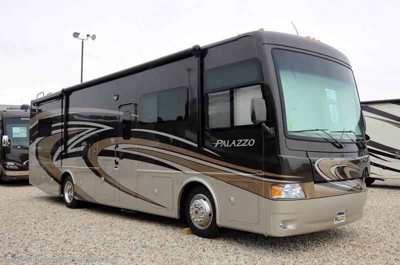 2014 Thor Motor Coach Rv Palazzo 33 3 W Bunkbeds Rv For
