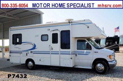 7432 2002 gulf stream conquest sport 6244 with slide for Motor home specialist inc alvarado texas