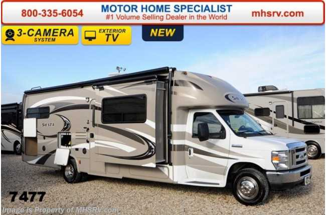 New 2014 Thor Motor Coach Four Winds Siesta