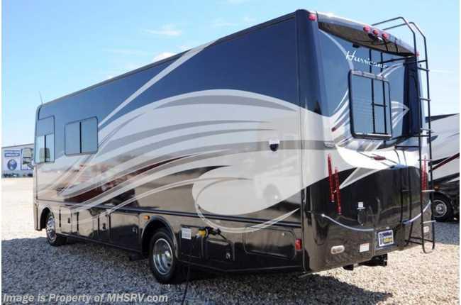 New 2014 thor motor coach hurricane for Thor motor coach hurricane