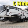 Motor Home Specialist 2012 Mobile Suites W/5 Slides/2 Baths/Bunkbeds/2 Bedrooms  Fifth Wheel by DRV | Alvarado, Texas
