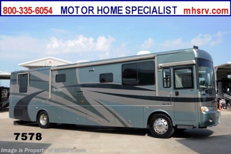 Used 2004 Itasca Horizon (40QD) W/2 Slides Used RV for Sale For Sale by Motor Home Specialist available in Alvarado, Texas