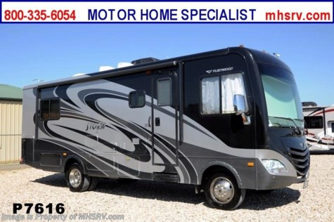 Used 2013 Fleetwood Storm (28MS) W/Slide RV for Sale For Sale by Motor Home Specialist available in Alvarado, Texas