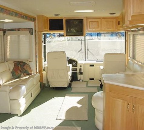 Used 2000 Country Coach Intrigue 40' W/ Slide For Sale by Motor Home Specialist available in Alvarado, Texas