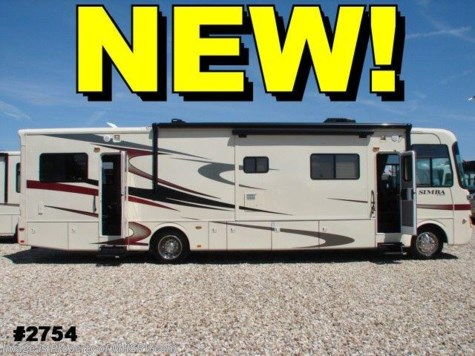 New 2008 Safari Simba class a toy hauler  Diesel (38SKD) Toy Hauler W/2  For Sale by Motor Home Specialist available in Alvarado, Texas