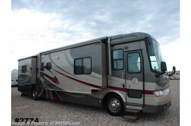 Used 2005 tiffin for Class a rv height