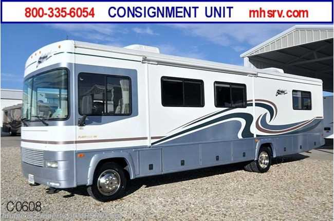 Used 2000 fleetwood southwind for Class a rv height