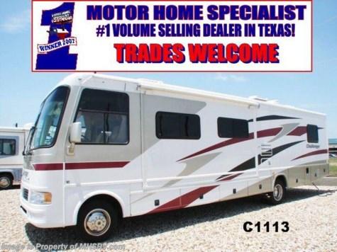 C1113 2006 damon challenger class a motor home 36 39 w 3 for Motor home specialist inc alvarado texas
