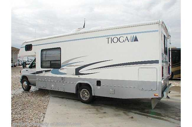Used 2004 fleetwood tioga for Class a motorhome height