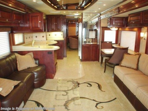Used 2005 Monaco Executive class a motorhome  Tag Axle w/4 slides For Sale by Motor Home Specialist available in Alvarado, Texas