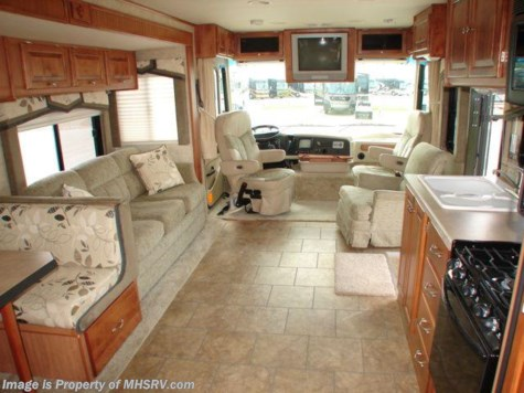 Used 2008 Tiffin Allegro RV  Open Road 32' W/ 2 Slides For Sale by Motor Home Specialist available in Alvarado, Texas