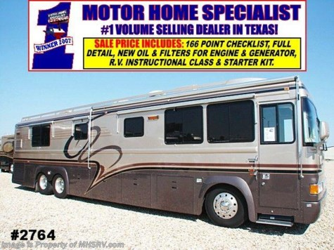 Used 1997 Blue Bird class a diesel pusher Wanderlodge 43' For Sale by Motor Home Specialist available in Alvarado, Texas