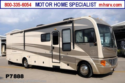 Used 2005 Fleetwood Pace Arrow W/2 Slides including a Full Wall Slide For Sale by Motor Home Specialist available in Alvarado, Texas