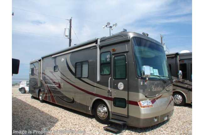 Used 2006 tiffin phaeton for Class a rv height