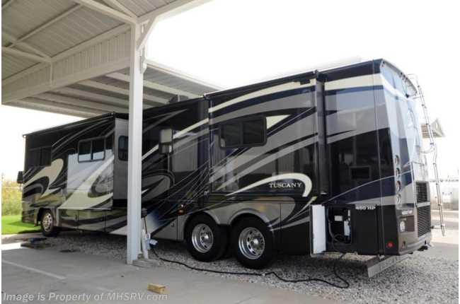 Used 2012 Thor Motor Coach Tuscany
