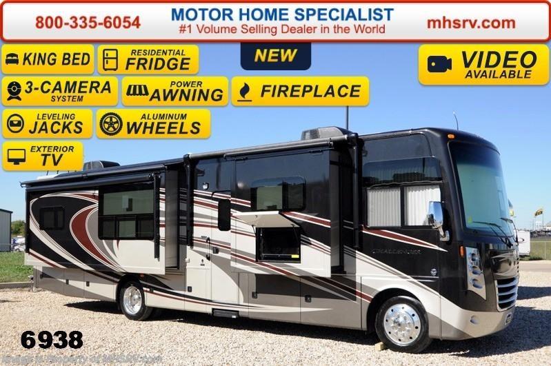 2014 thor motor coach rv challenger 37kt 2014 5 model w for Motor home specialist inc alvarado texas