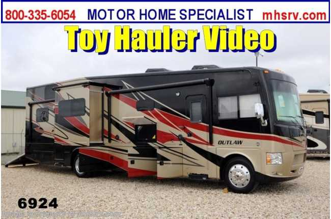 New 2014 thor motor coach outlaw for Best motor coach reviews