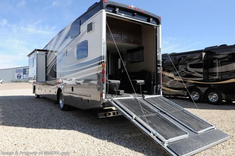 2014 Thor Motor Coach Rv Outlaw 37md Garage 26k Chassis
