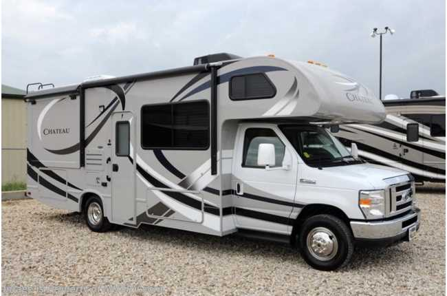 New 2014 thor motor coach chateau for Class a rv height