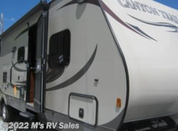 Used 2014  Yellowstone RV Canyon Trail 321TBS by Yellowstone RV from M's RV Sales in Berlin, VT