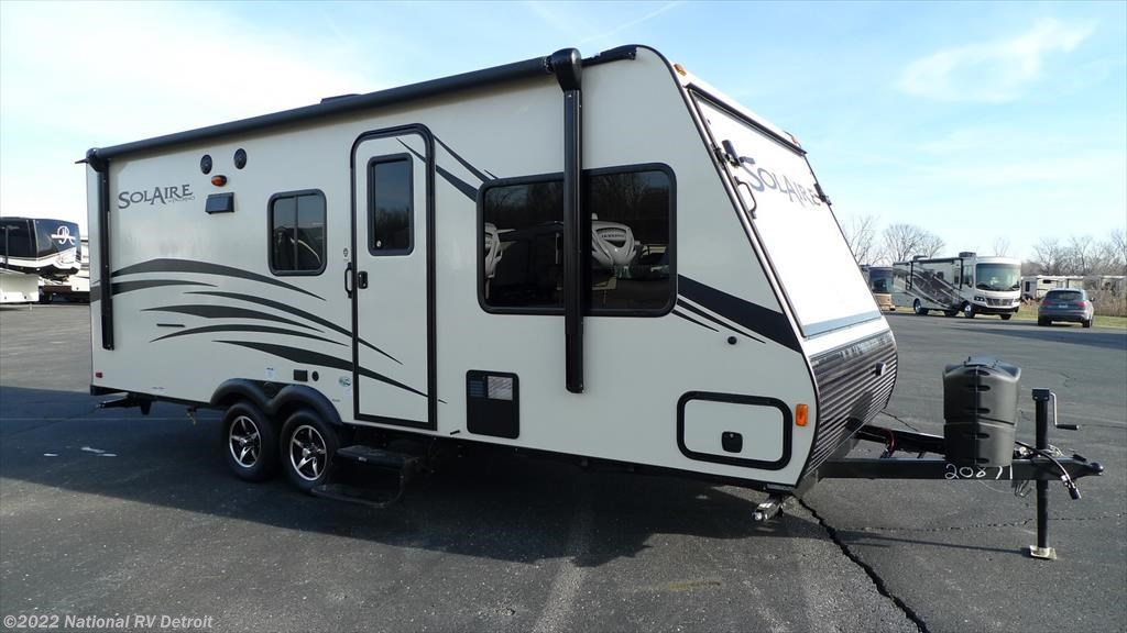 Fantastic 2016 Palomino RV Solaire EXpandables 213X For Sale In